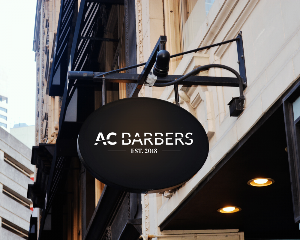 AC Barbers - Identitate vizuala 2